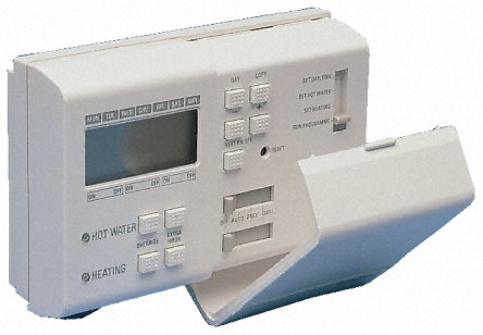 Central Heating Programmer Information About Universal
