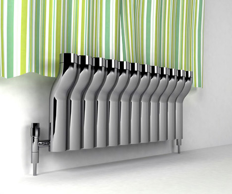 Lego Radiator 20 bizarre radiators, the ugle, the bad and the beautiful