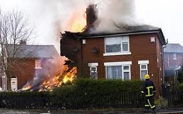 Old Gas Explosion in Oldham