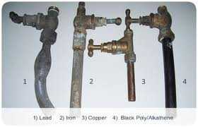 Emergency Plumber & Lead Pipe | The Laws and useful information