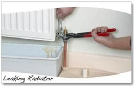 How to stop leaking radiator
